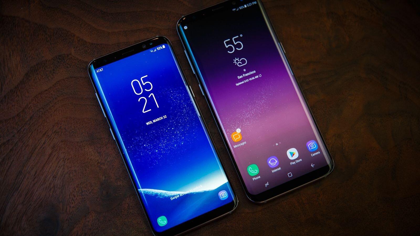 Galaxy S9 giá rẻ, Galaxy S9 Plus giá rẻ