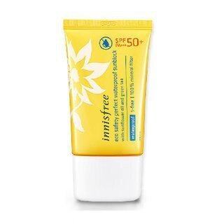 Kem Chống Nắng Chống Thấm Nước Innisfree Eco Safety Perfect Waterproof Sunblock SPF 50