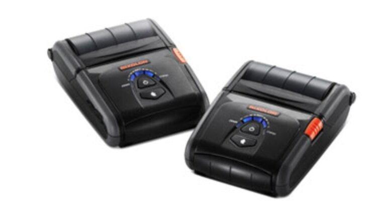 Máy in mã vạch mini Bixolon Samsung SPP-R300 dễ dàng sử dụng