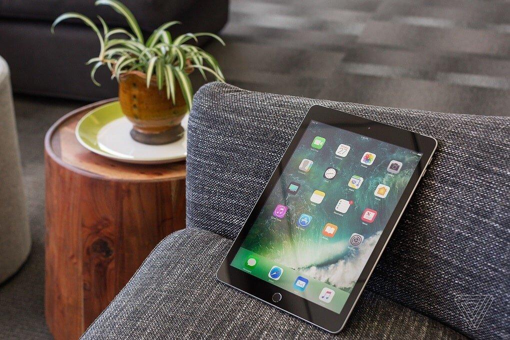 iPad mini 4 sở hữu chip vi xử lý nhanh nhạy, cấu hình mượt mà