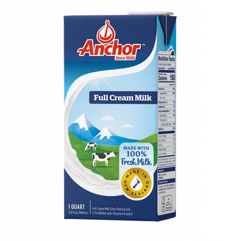 Sữa tươi nguyên kem Anchor New Zealand