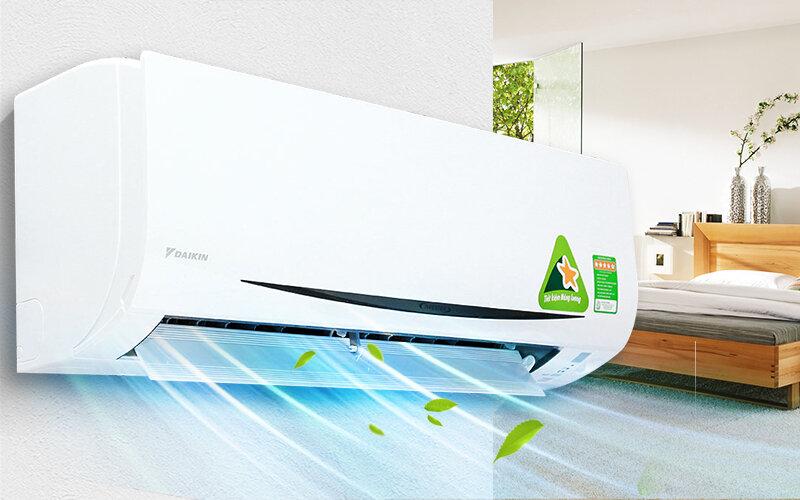 Máy lạnh Daikin có cả Inverter và thường cho bạn lựa chọn