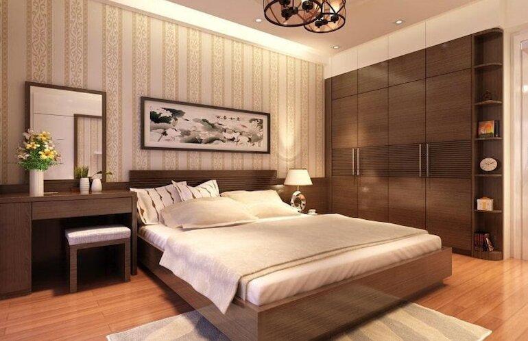 Những điều cần chú ý trong thiết kế nội thất phòng ngủ