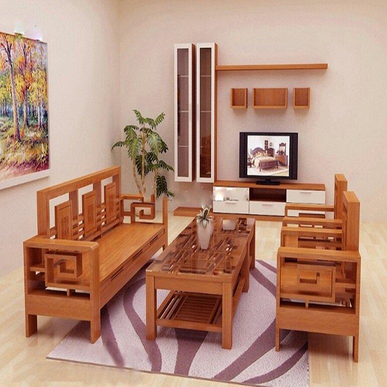 nội thất gỗ đẹp