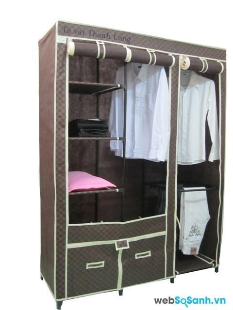 Nên mua tủ vải hãng nào tốt nhất: Tủ vải Thanh Long