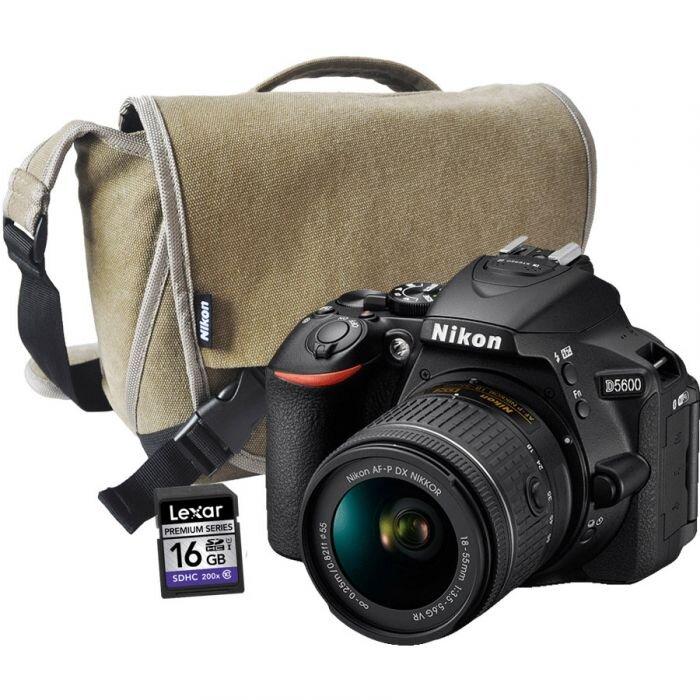 Máy Nikon D5600 được nhiều chuyên gia đánh giá cao