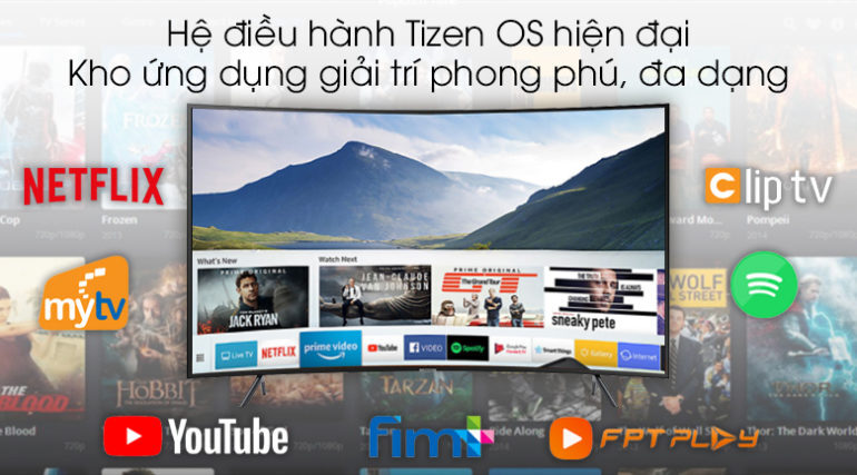 Smart Tivi Samsung 4K 49 inch UA49RU7300 - Giá rẻ nhất: 10.690.000 vnđ