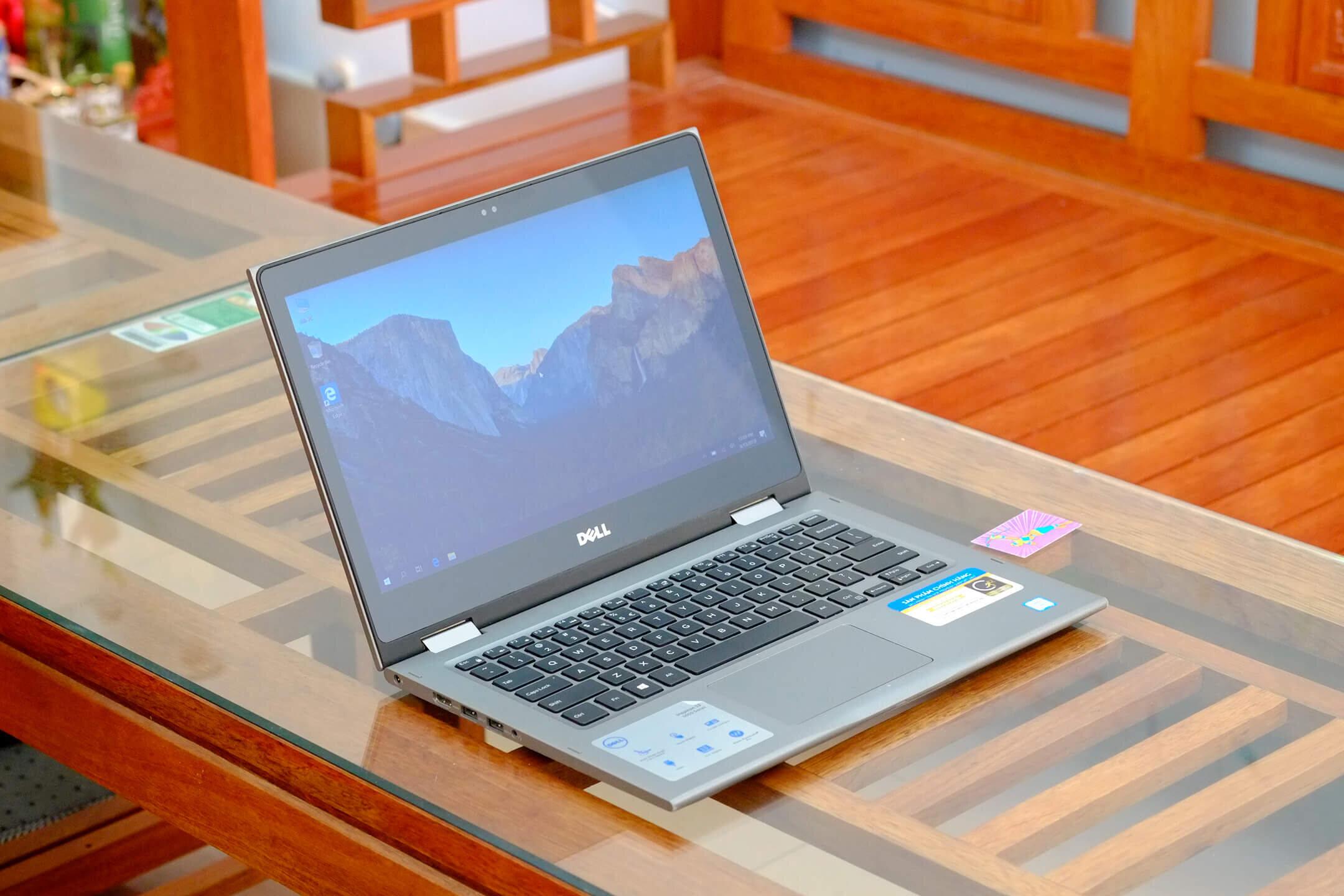 Mức giá tầm trung của Dell Inspiron 5379 rất phù hợp cho các bạn trẻ văn phòng