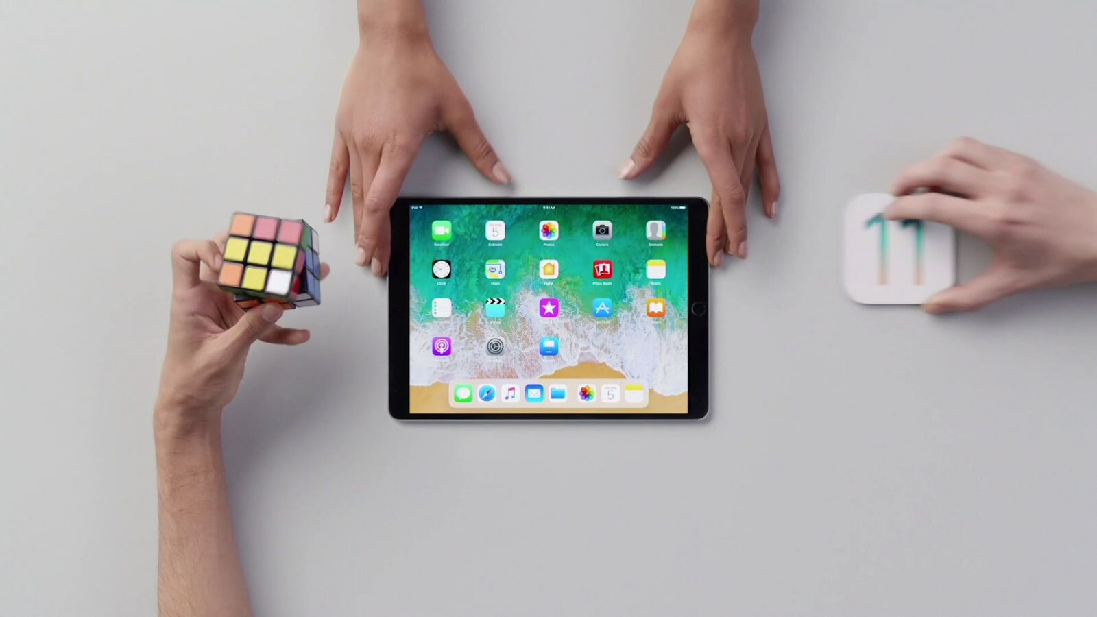 iPad rất dễ sử dụng