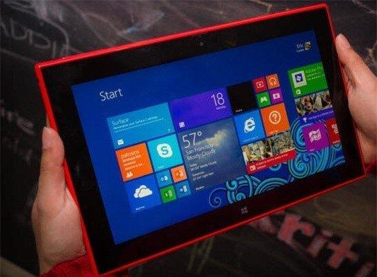 Tablet Nokia Lumia 2520