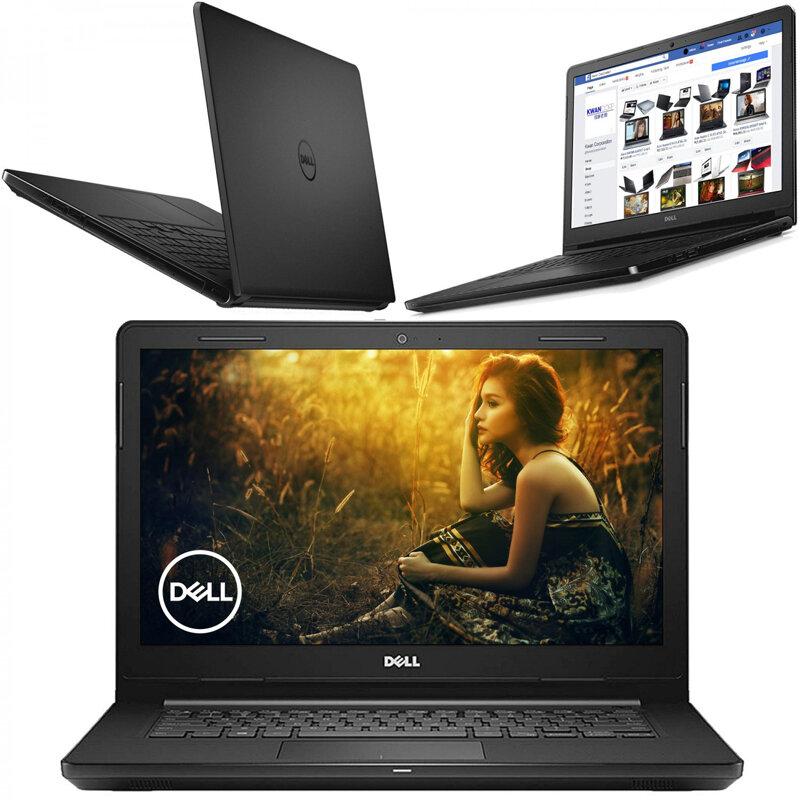 Màn hình laptop Dell Inspiron 14 3467 cho trải nghiệm hình ảnh khá tốt