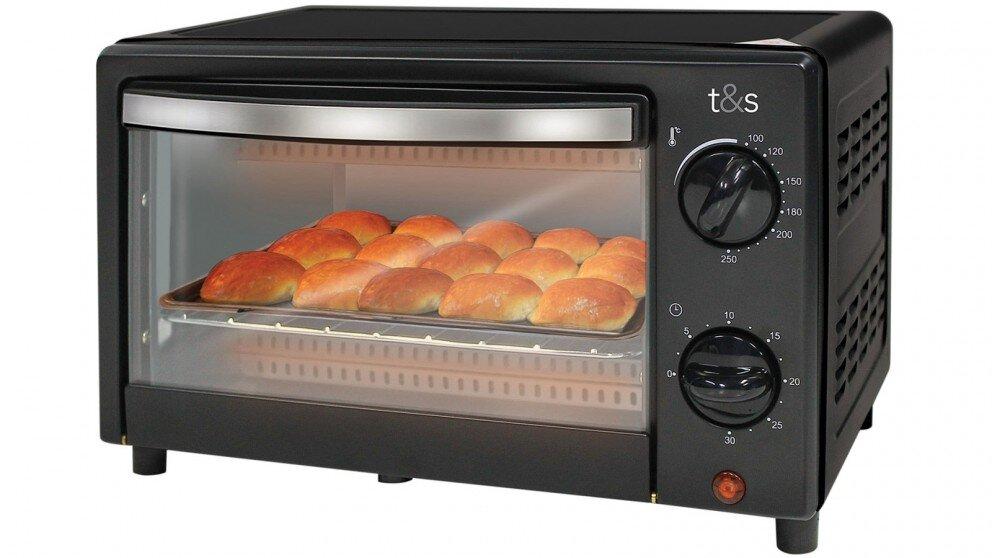 Nướng bánh bằng lò nướng