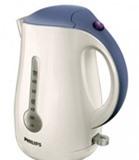 Bình - Ấm đun nước siêu tốc Philips HD4677 (HD-4677) - 1.7 lít, 2400W