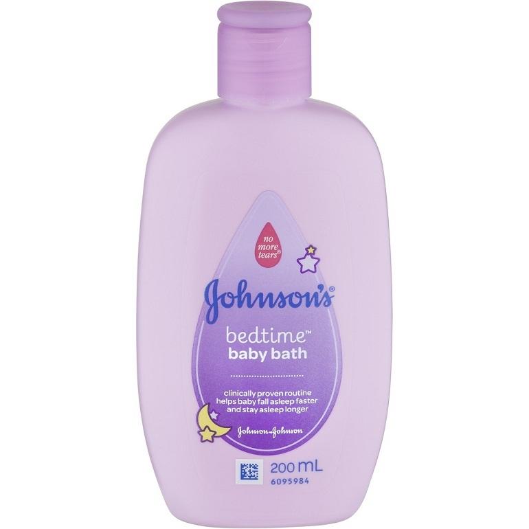 Review sữa tắm em bé Johnson Baby an toàn tiện lợi   monmientrung.com