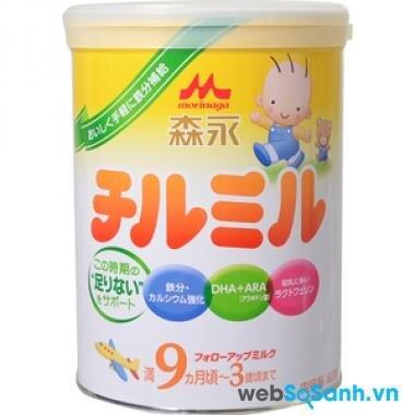 Sữa bột Morinaga số 9