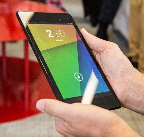 Nexus 7 (2013), nexus 7, iPad Air, Samsung Galaxy Note Pro 12.2, may tinh bang, ipad, tablet, asus, ipad 2, ipad mini, ipad 3, gia ipad, ipad 4, may tinh bang tot nhat, gia may tinh bang, dung luong pin may tinh bang, pin may tinh bang,