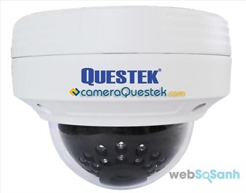 Camera Dome Questek là một trong những dòng camera dome được nhiều người ưa chuộng