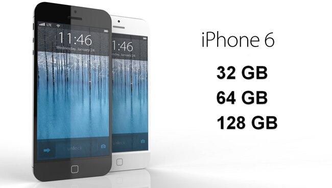 memory iPhone 6