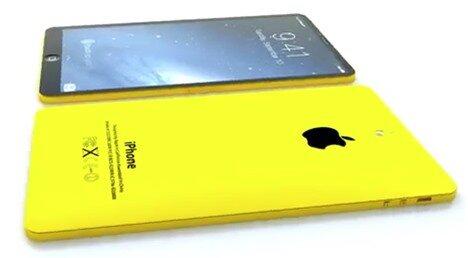 Thiết kế iPhone 6 đẹp mắt với cảm hứng từ smartphone Lumia 4