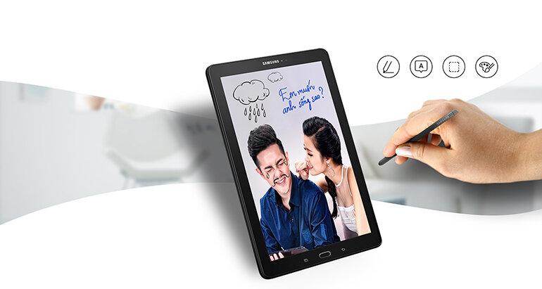 Thỏa sức sáng tạo cùng S Pen trên Samsung Galaxy