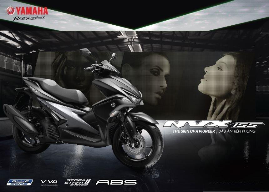 Xe tay ga thể thao Yamaha NVX 155cc