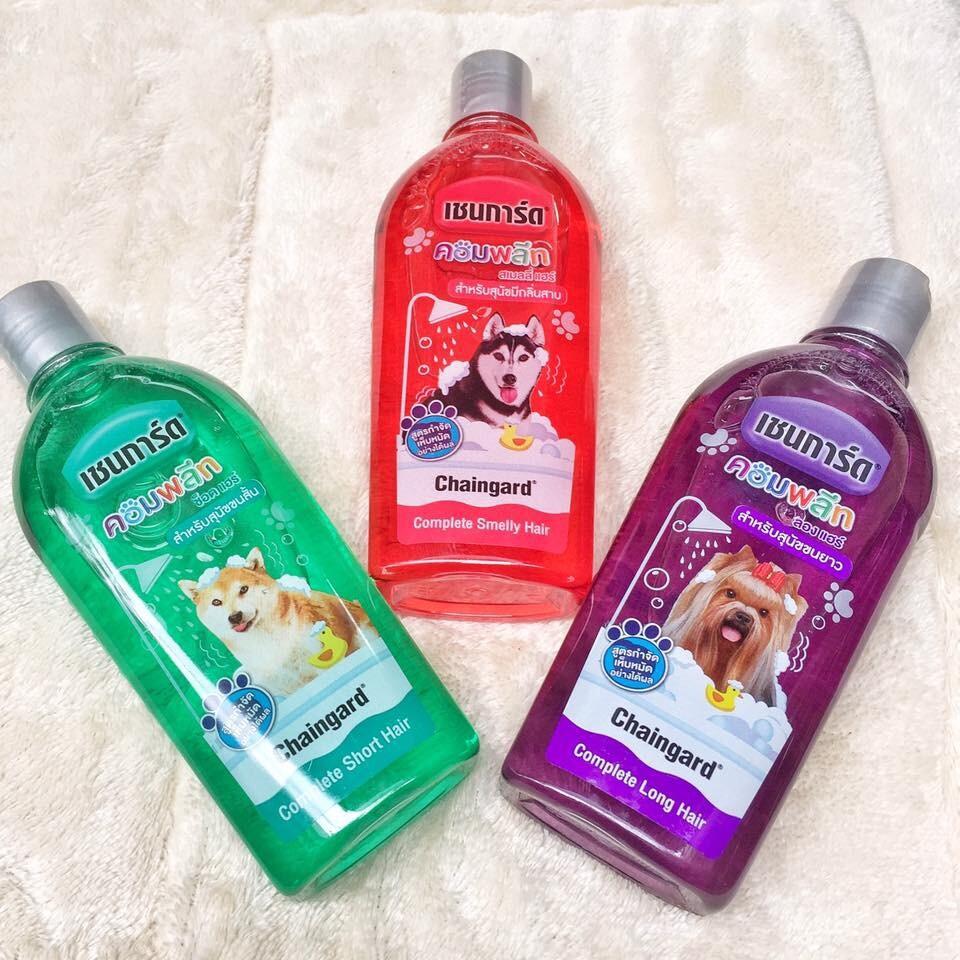 Sữa tắm khử mùi cho chó Bearing