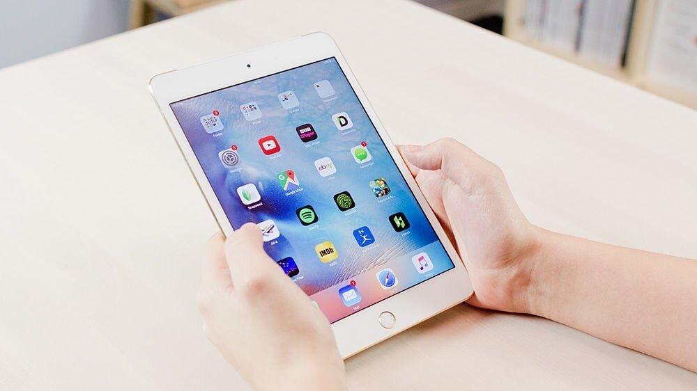 Ngay từ khi mới ra đời dòng iPad mini đã chiếm cảm tình đa số người dùng.