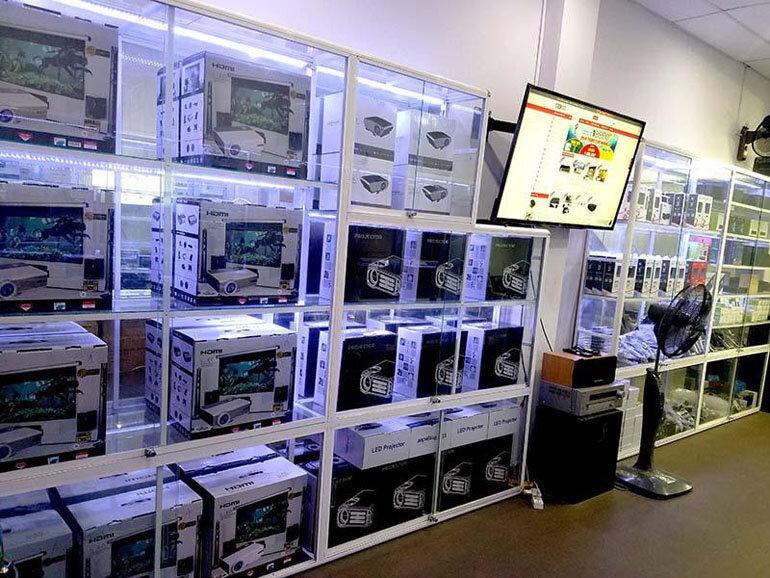 Hình ảnh tại Showrom của Tech360