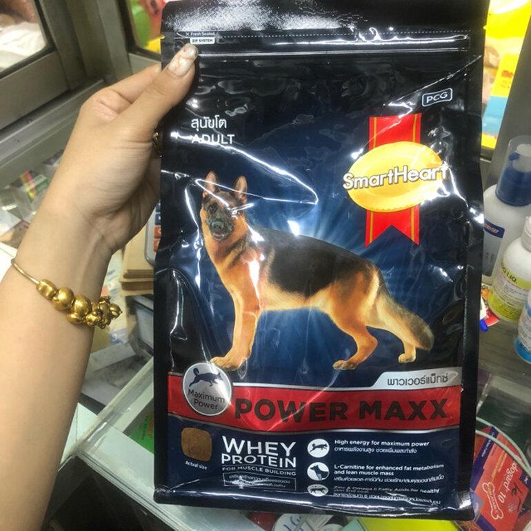 Thức ăn khô cho chó Alaska SmartHeart