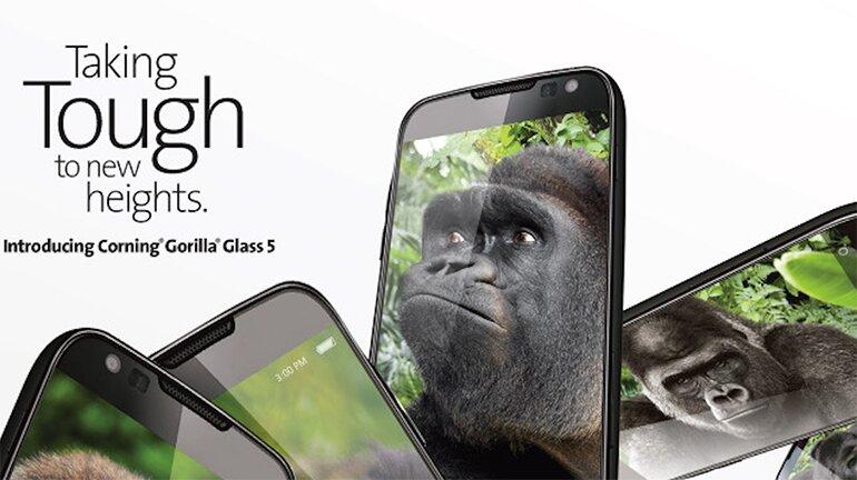 Gorilla Glass của Corning