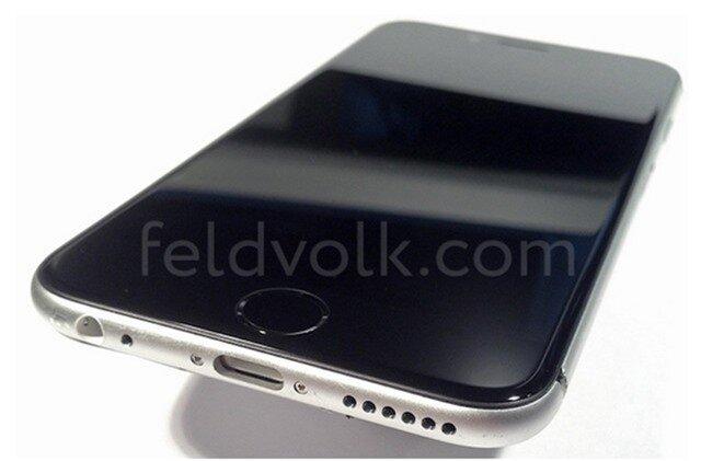 Ảnh iPhone 6 bản hoàn chỉnh tiếp tục xuất hiện