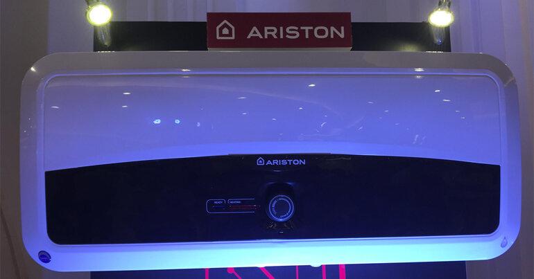 Bình nóng lạnh Ariston thiết kế đẹp và chất lượng tốt