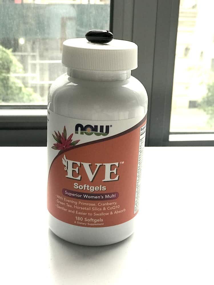 NOW Foods Eve™ Women's Multivitamin giúp cung cấp vitamin tổng hợp cho nữ giới