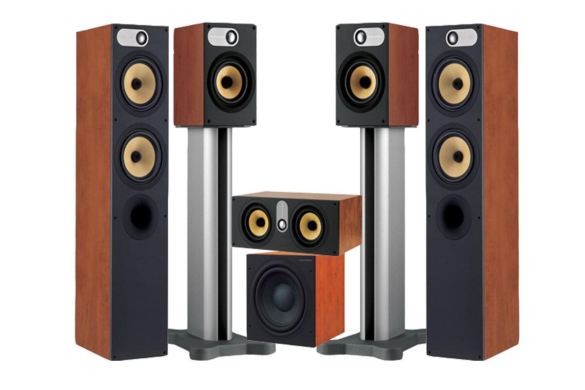 Hệ thống loa ngoài sẽ đến trải nghiệm âm thanh tốt hơn khi xem tivi