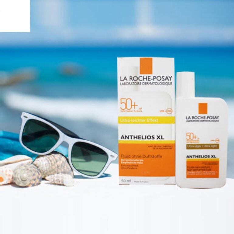 Kem chống nắng La Roche Posay cho da dầu mụn