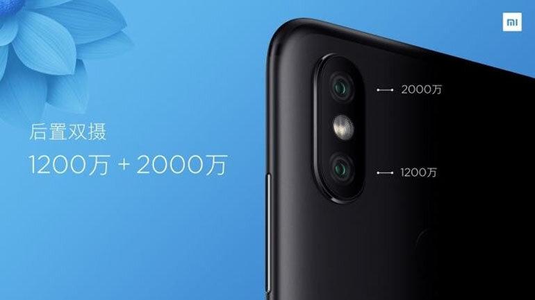 đánh giá điện thoại xiaomi mi 6x