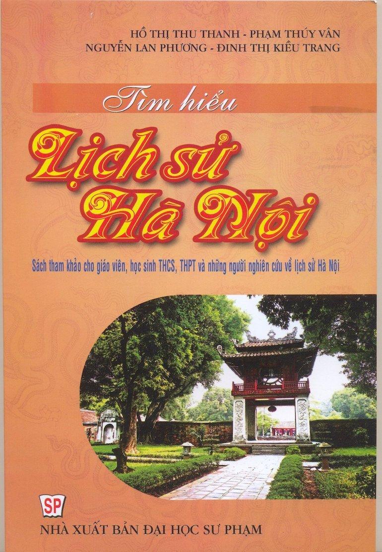 Sách lịch sử Hà Nội