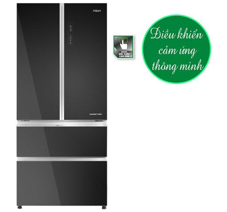 Tủ lạnh Aqua AQR-IG656AM - Inverter, 592 lít
