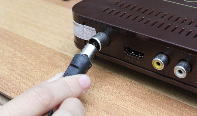 Cách kết nối tivi với android box tivi đơn giản, dễ thực hiện