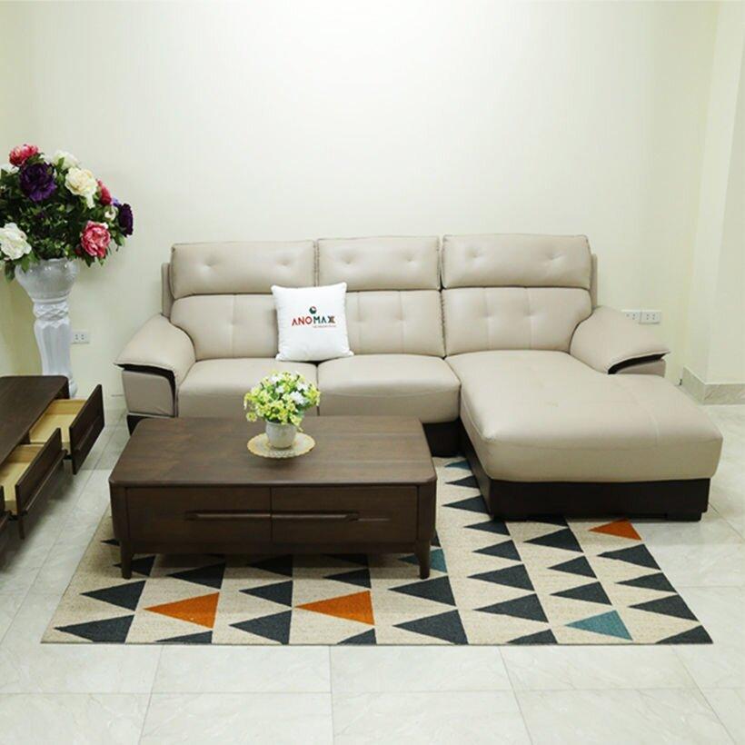 Mẫu sofa nỉ Anomaxx 527