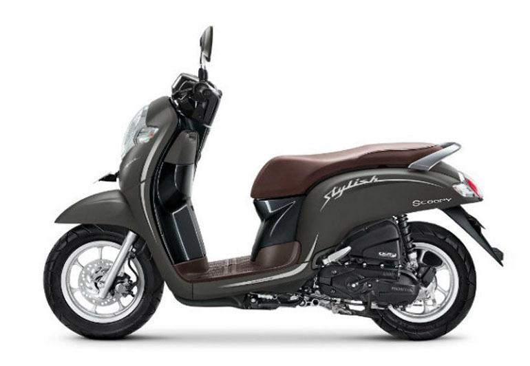 Xe máy Honda Scoopy năm 2019