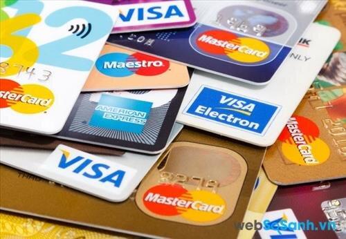 Thẻ tín dụng của các ngân hàng
