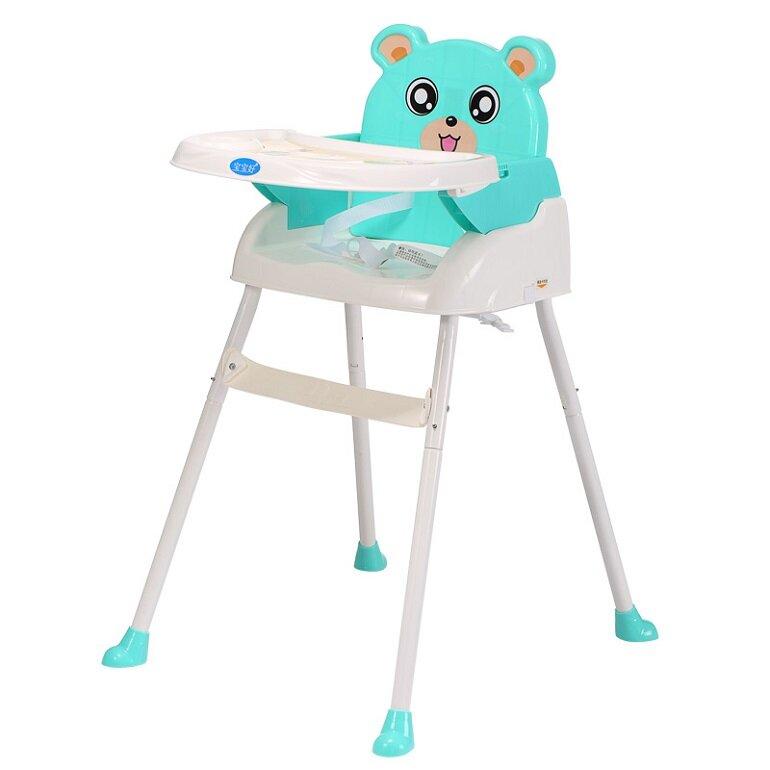 Ghế ăn dặm là gì? Có mấy loại ghế ăn dặm cho trẻ?