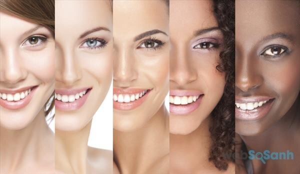 Chọn son môi phù hợp với màu da