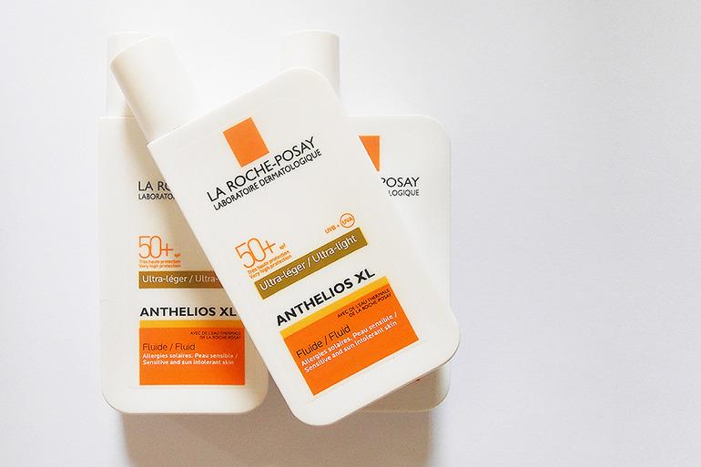 Kem chống nắng La roche posay cho da dầu Anthelios XL SPF 50+Fluid Ultra Light