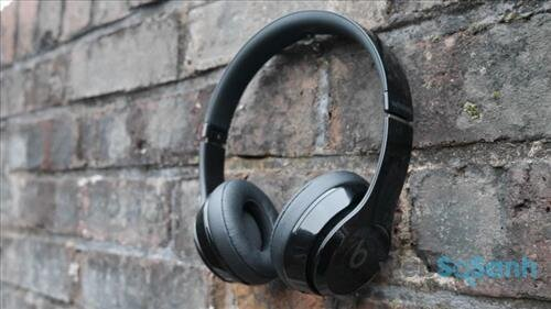 Thiết kế của tai nghe Beats Solo 3 Wireless