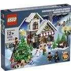 Mô hình Cửa hàng đồ chơi mùa đông Lego 10199