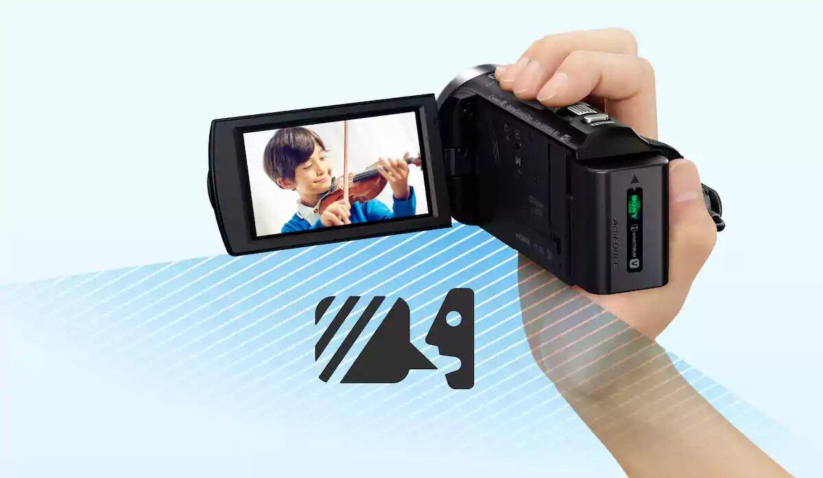 Hướng dẫn sử dụng máy quay Sony Handycam HDR-PJ675