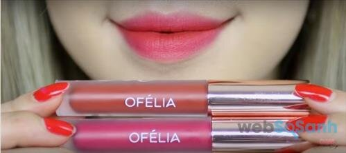#3 Màu Valensa (sự kết hợp giữa màu Valentine và Hermosa)