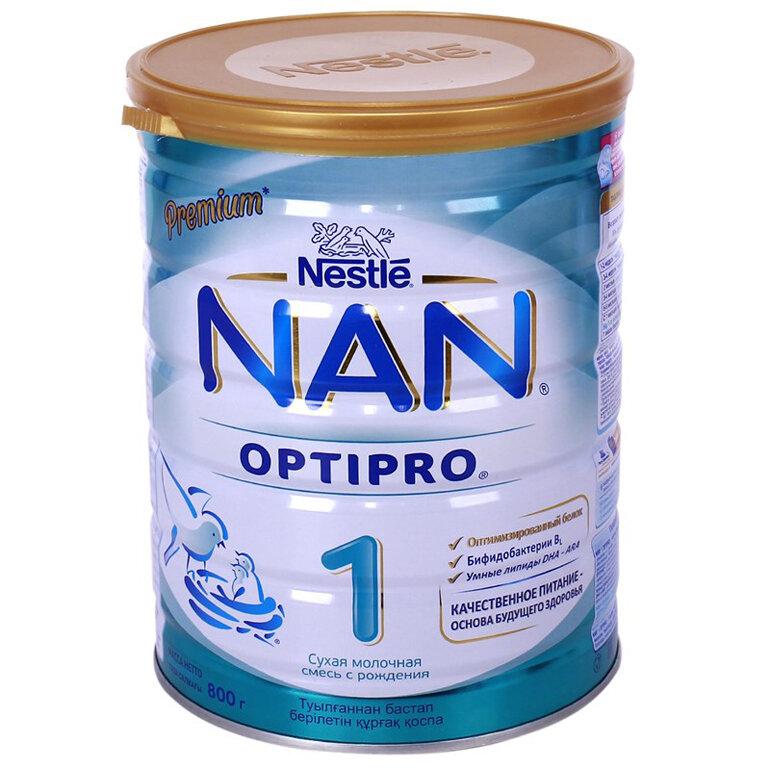 Sữa Nan giúp bé tăng cân tốt